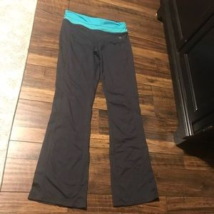 Tangerine Pants - Wide leg Yoga Pants